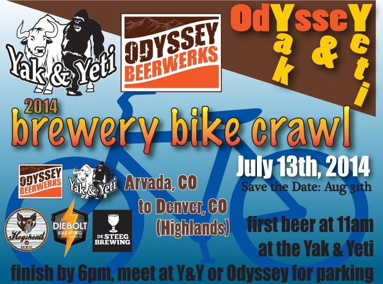 y & y - brwry bike crawl - dbb - 07-13-14