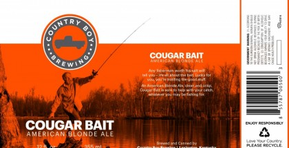 Cougar Bait Can Release