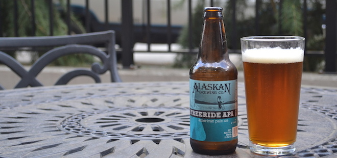 Alaskan Brewing Company Freeride APA