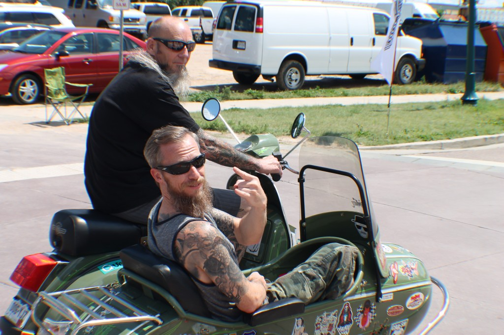 Bearded brethren turned away -  - springs beer fest 2014 - dbb