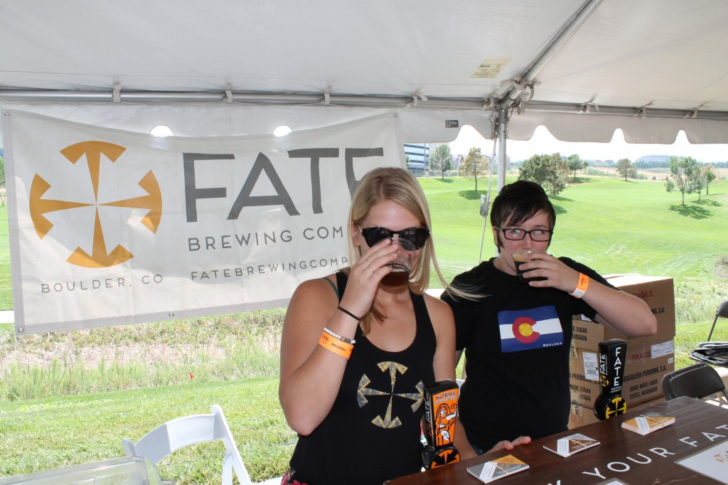 FATE Brewing - Cigar and Beer Pairings - RMCF 2014