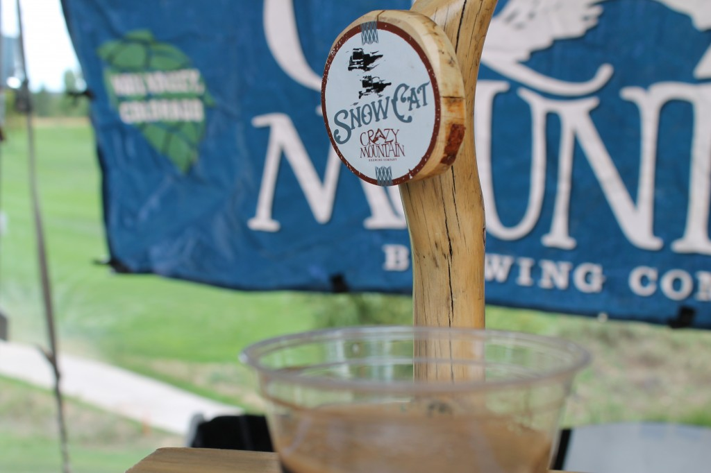 snowcat coffee stout - rmcf 2014