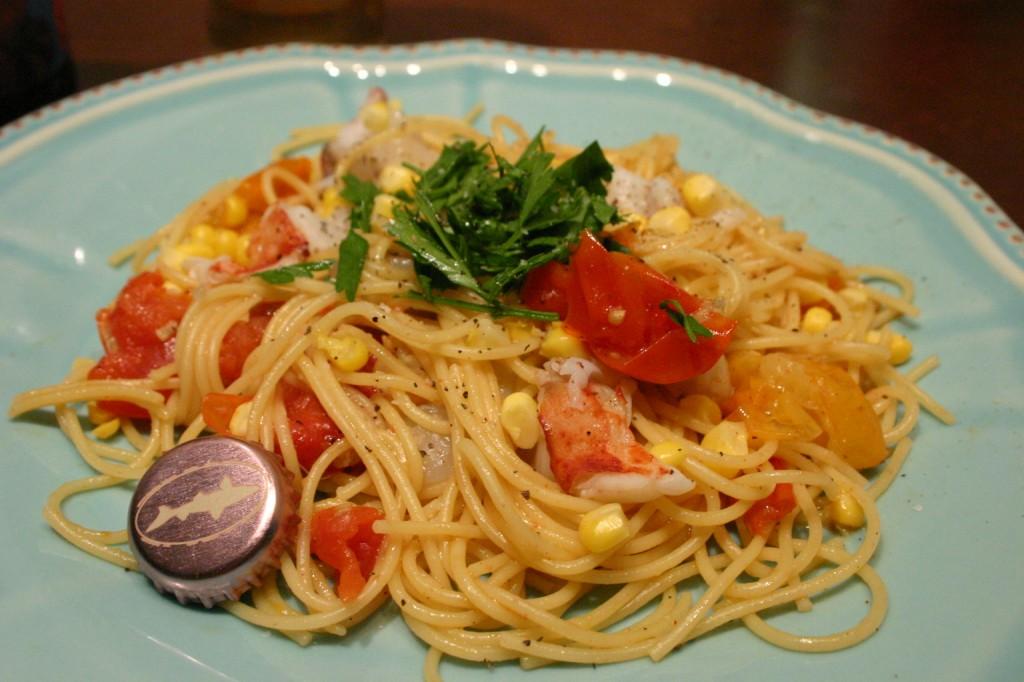 Festina Pêche Lobster Pasta