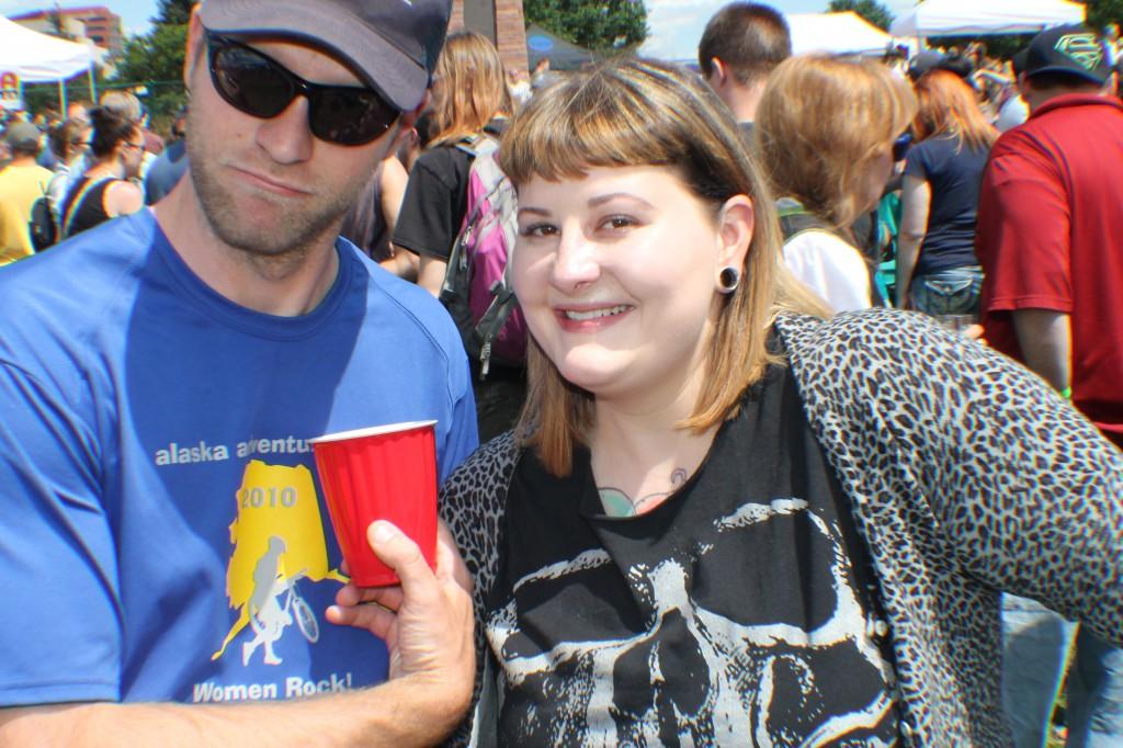 Partons imbibe -  - springs beer fest 2014 - dbb