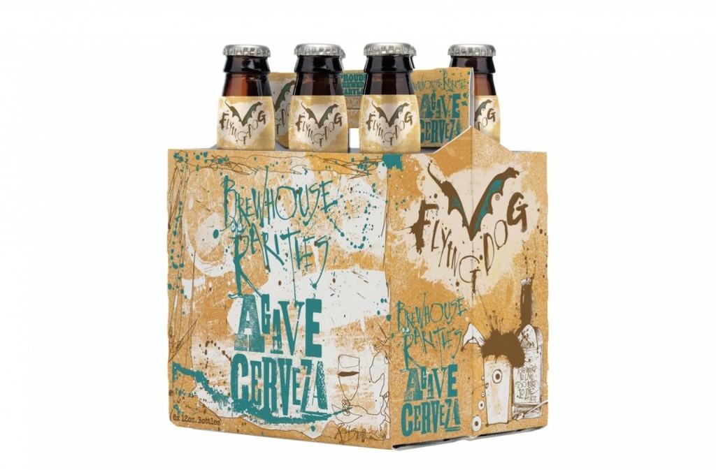 Flying Dog Agave Cerveza