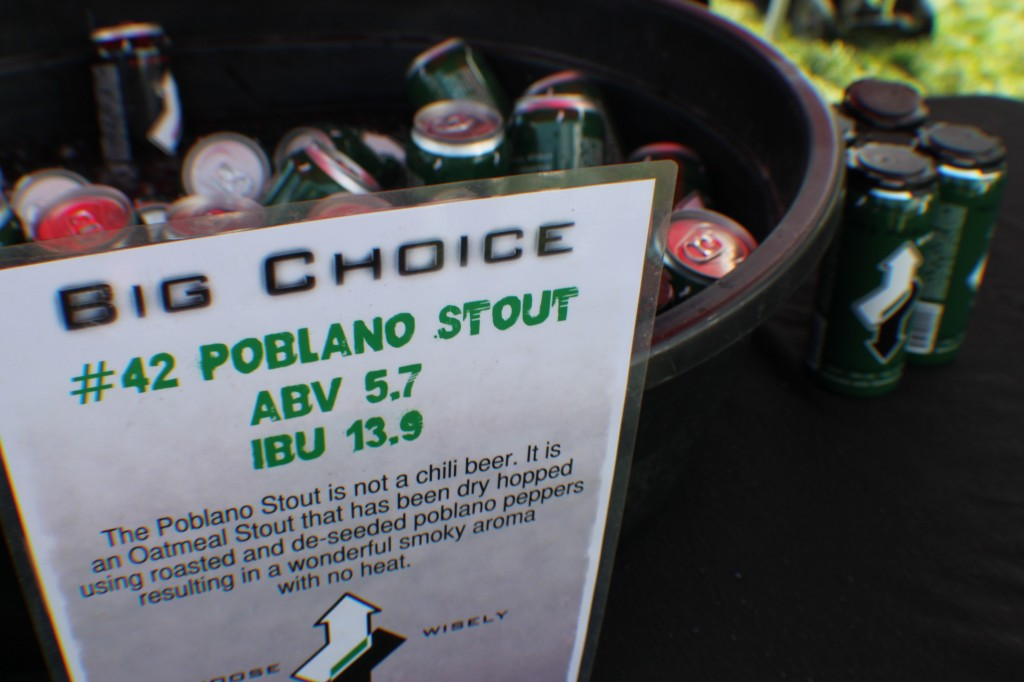 big choice - springs beer fest 2014 - dbb