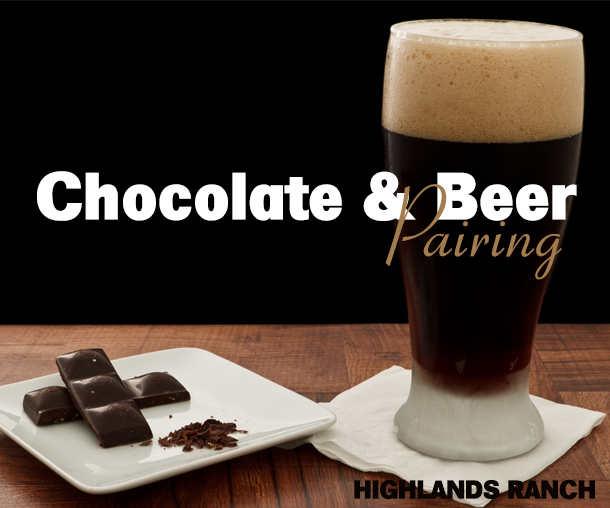choc and beer pairing - highlands ranch - dbb - 08-06-14