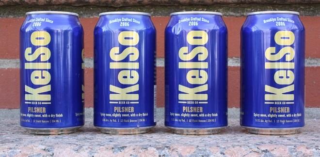 KelSo Beer Company | Pilsner