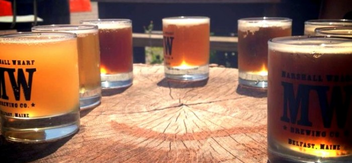 Maine's Crafty Secret | Marshall Wharf Brewing Co