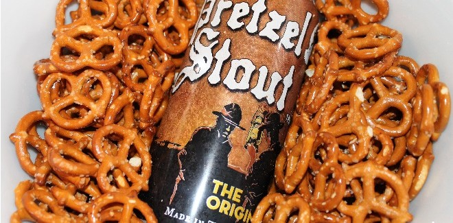 Martin House Brewing | Pretzel Stout