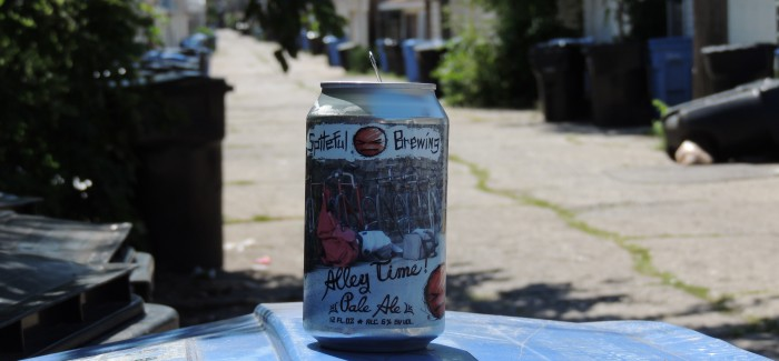 Spiteful Brewing | Alley Time! Pale Ale
