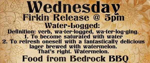 water-logged