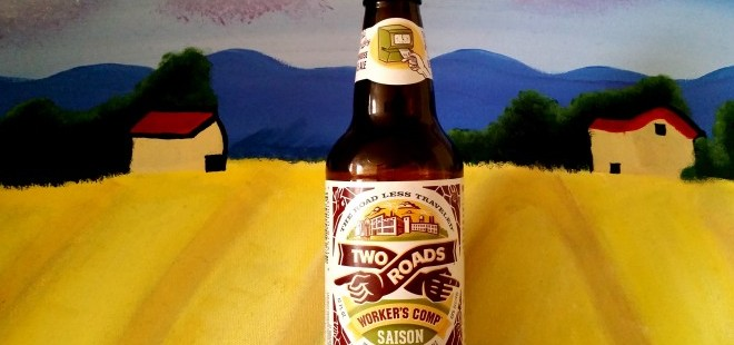 Two Roads Brewing Co. | Worker's Comp Saison
