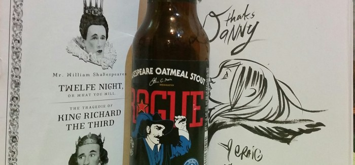 Rogue Ales | Shakespeare Oatmeal Stout