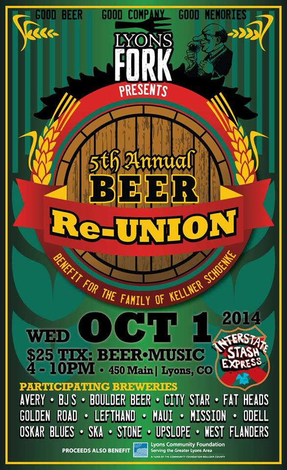 5th annual Beer reUNION - gabf 2014 - dbb - 10-01-14