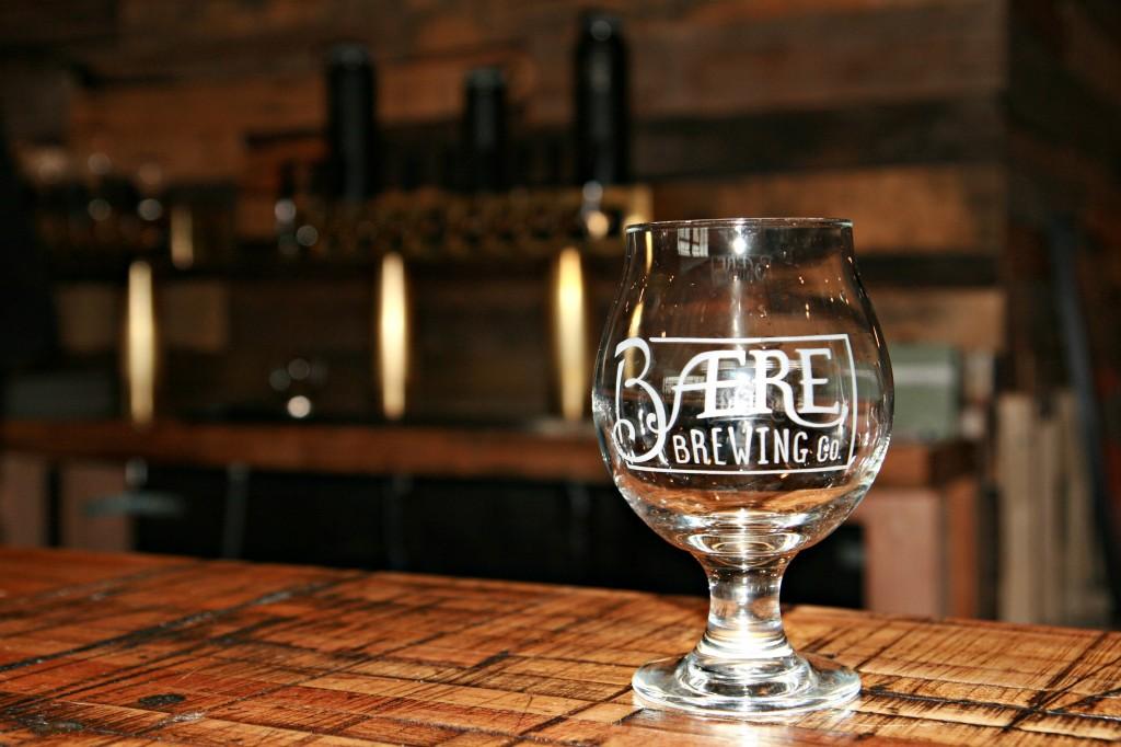 Baere Brewing - the last drop