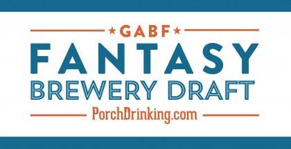 2016 GABF Fantasy Brewery Draft