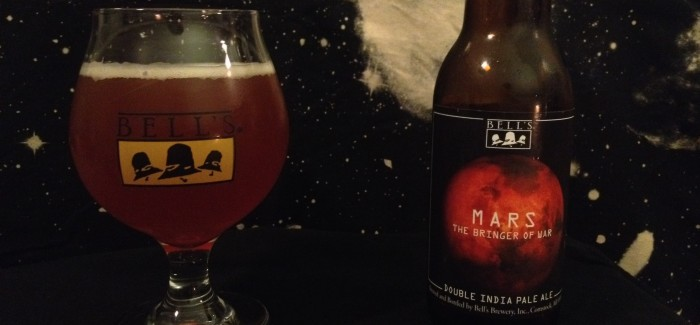 Bell's Brewing Co. | Mars – The Bringer of War