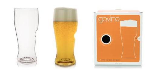 Govino 'go anywhere' glass