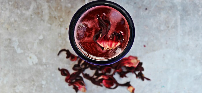 Beer Cocktails | Hibiscus and Gin Spiked Ale