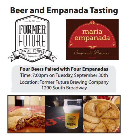 beer and empanadas - former future - gabf 2014 - dbb - 09-30-14