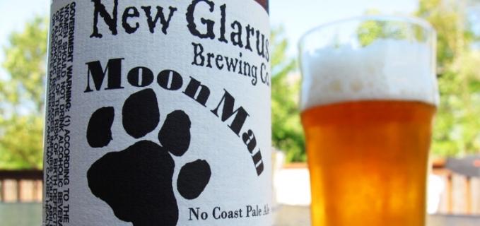 New Glarus Brewing Co | Moon Man No Coast Pale Ale
