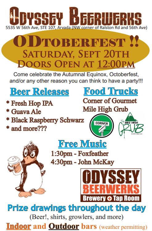 odyssey beerwerks - oktoberfest - dbb - 09-20-2014