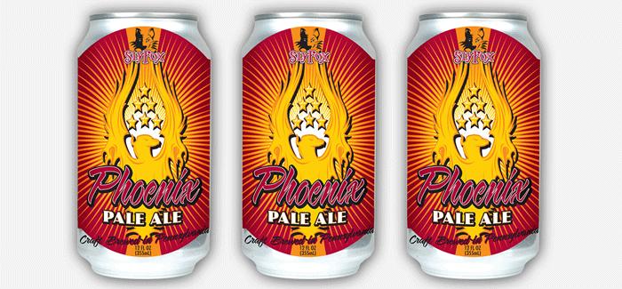 Sly Fox Brewery | Phoenix Pale Ale