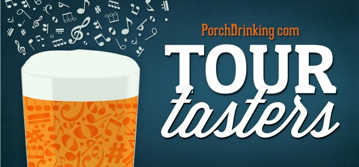 Tour Tasters PorchDrinking