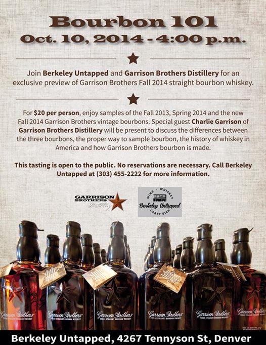 bourbon 101 - berkeley untapped - dbb - 10-10-14