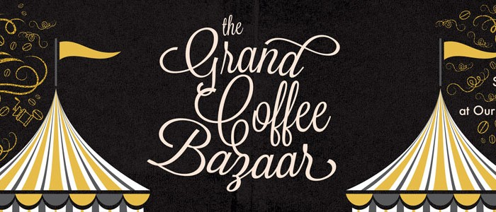 Event Preview| The Grand Coffee Bazaar