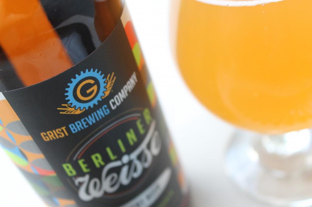 grist brewing - berliner weisse - PorchDrinking