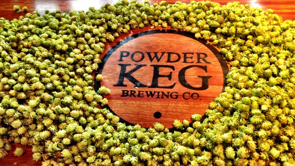 powder keg brewing co - dbb - logo