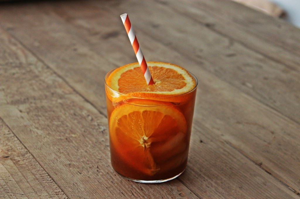 Pumpkin Citrus Smash