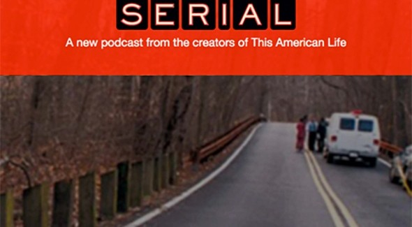 Listen to the Serial Podcast. Trust me.