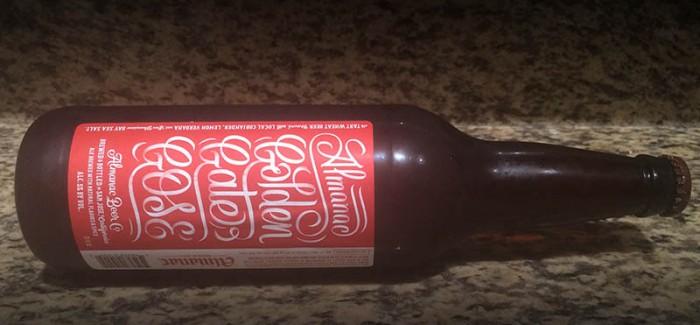 Almanac Brewing Company | Golden Gate Gose