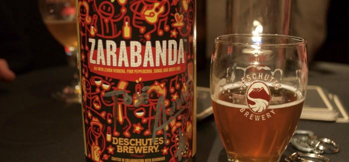 Deschutes Brewery | Zarabanda
