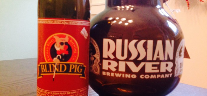 Russian River Brewing | Blind Pig IPA