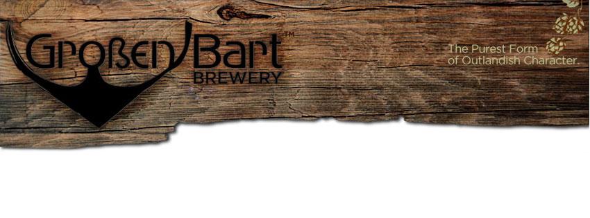 Großen Bart Brewery - logo - dbb - 11-10-14