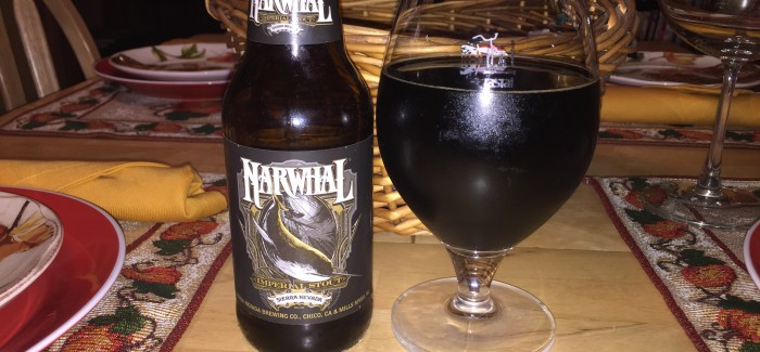 Sierra Nevada Brewing Company | Narwhal Imperial Stout