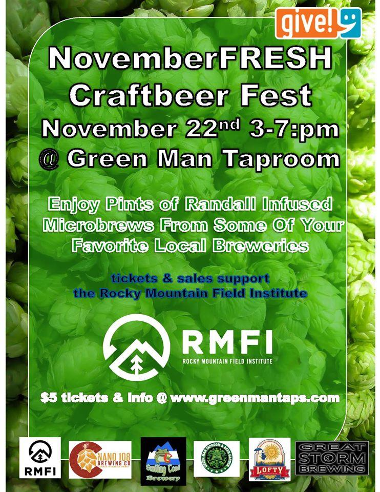 NovemberFRESH Craftbeer Fest - dbb - 11-22-14