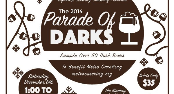 UPDATED with beer list! Event Preview | Parade of Darks 2014