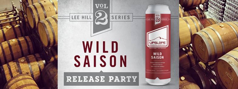 Upslope Vol 2 Wild Saison Release Party - dbb - 11-20-14