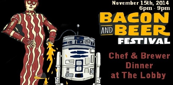 Event Preview| Denver Bacon and Beer Chef and Brewer Dinner 2014