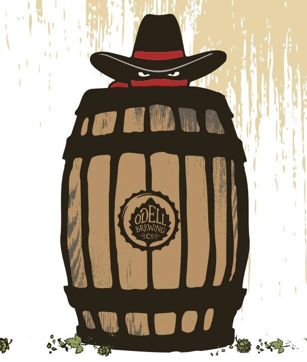 barrel thief - green man - dbb - 11-05-14