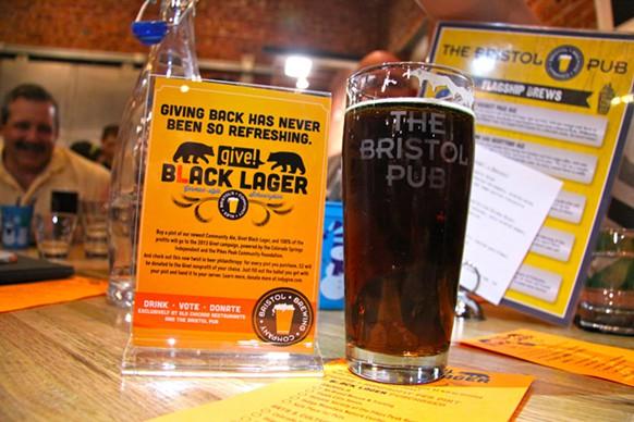 bristol brewing - give black lager - dbb - 11-19-14