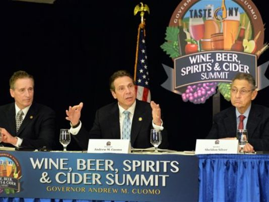 Cuomo Beer Summit