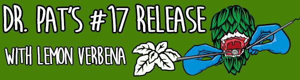 dr pat's release #17 - dbb - 11-13-14
