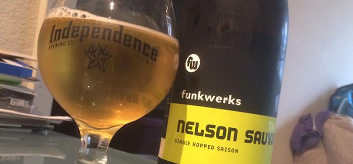Funkwerks Brewery | Nelson Sauvin Saison