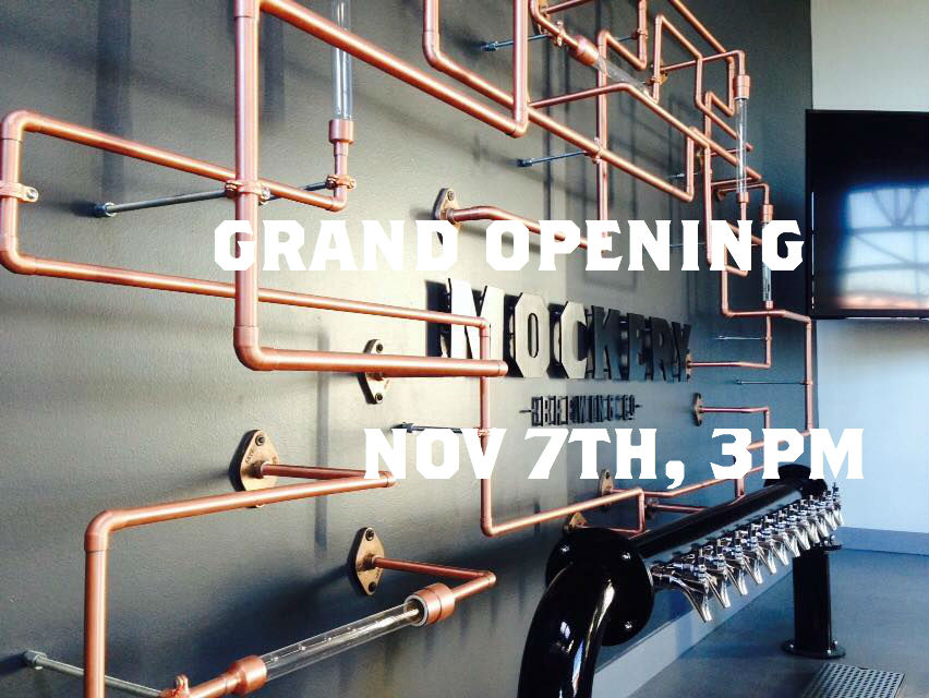 mockery brewing - grand opening - dbb - 11-07-14